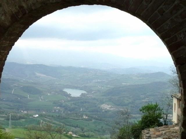 Amandola - Marche, Italia