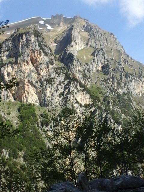 Amandola, Marche, Italia