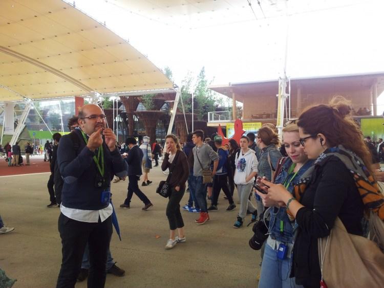 Expo Milano 2015_Guida Leonardo Catalano