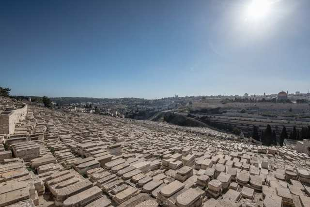 Monte degli Ulivi - Gerusalemme, Israele