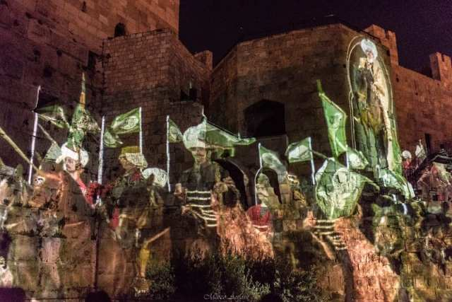 Notte Spettacolare - Gerusalemme, Israele