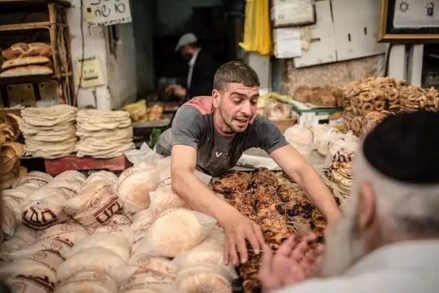 Mercato Mahane Yehuda - Gerusalemme, Israele