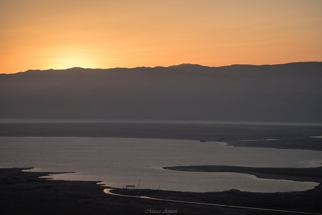 Mar Morto - Masada, Israele