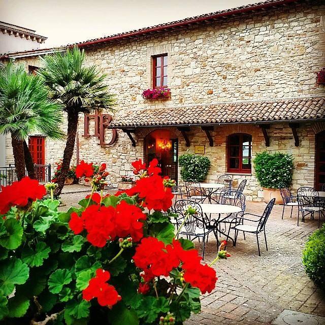 Hotel Bramante - Todi, Umbria