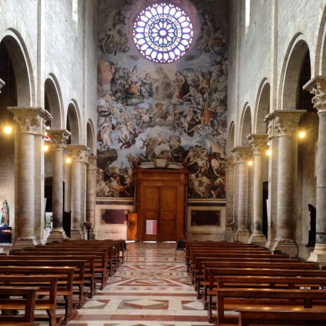 Duomo dell'Annunziata - Todi, Umbria