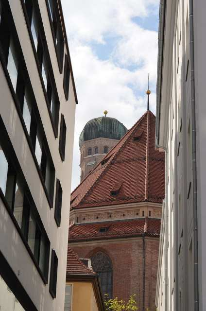 Frauenkirche - Monaco, Germania