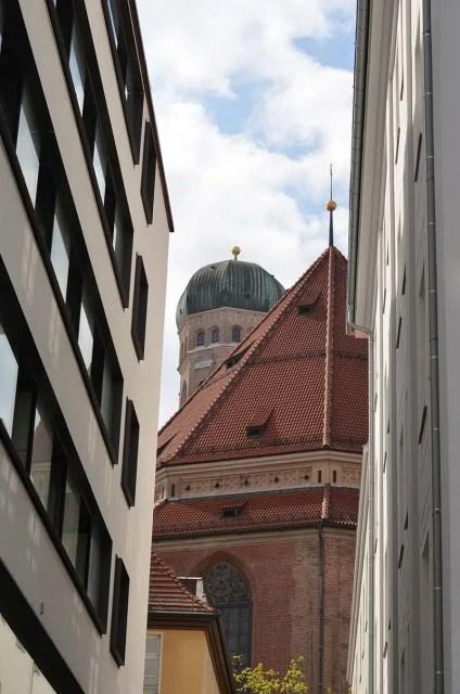 Frauenkirche - Monaco, Germania