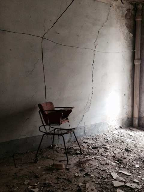 Città fantasma - Apice Vecchia, Campania, Italia