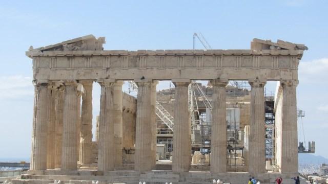 Partenone - Atene, Grecia
