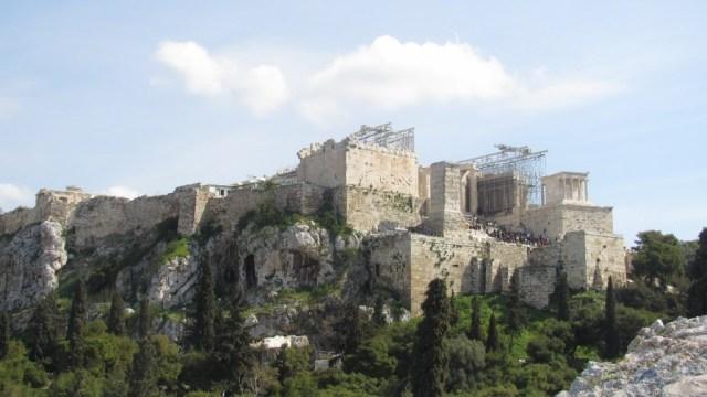 Acropoli - Atene, Grecia