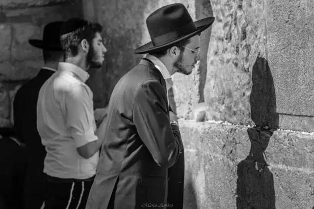Muro del Pianto - Gerusalemme, Israele