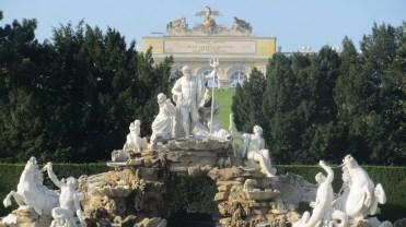 Schonbrunn - Vienna, Austria