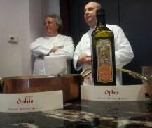 Consorzio Vini Piceni a Expo 2015 Chef show cooking
