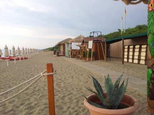 Orbetello - Spiaggia della Giannella