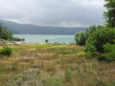 Lago Albano CAstelli Romani
