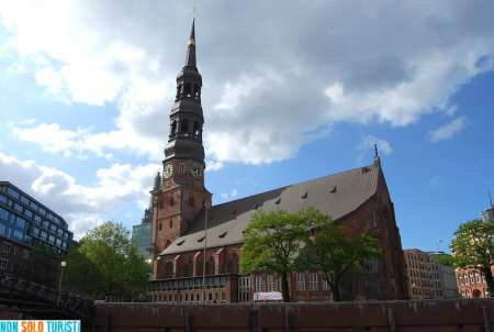 Chiesa di Santa Caterina - Speicherstadt, Amburgo, Germania