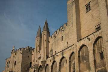 Palazzo dei Papi - Avignone, Francia