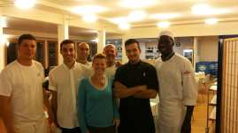 Spina Camping Village Staff Ristorante