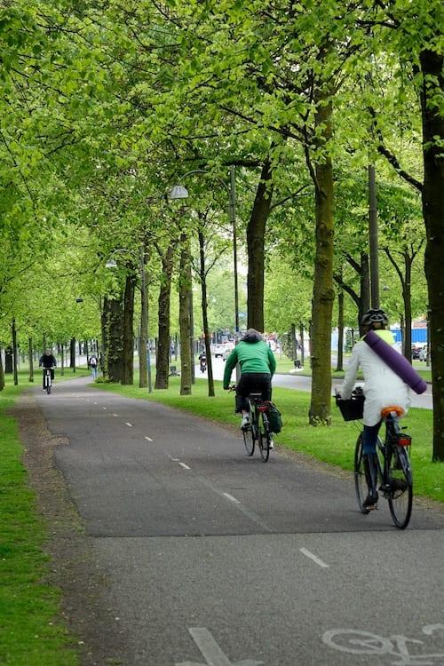 Piste ciclopedonali - Göteborg, Svezia
