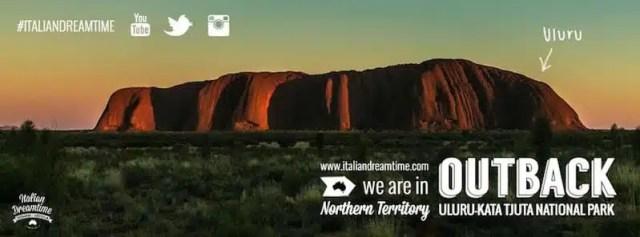 Italian Dreamtime - Northern Territory, Australia