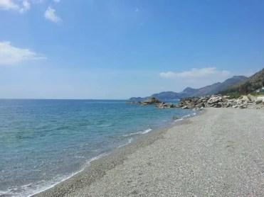 Val d'Agrò, Sicilia - spiaggia F.co Parrino