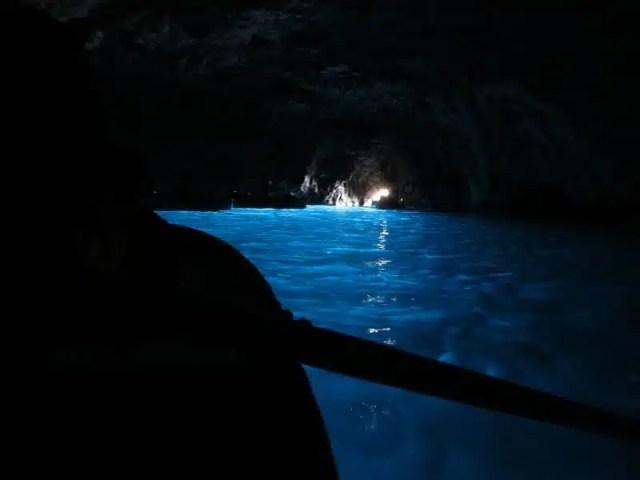 Anacapri: la Grotta Azzurra (Flickr, Patrizia)