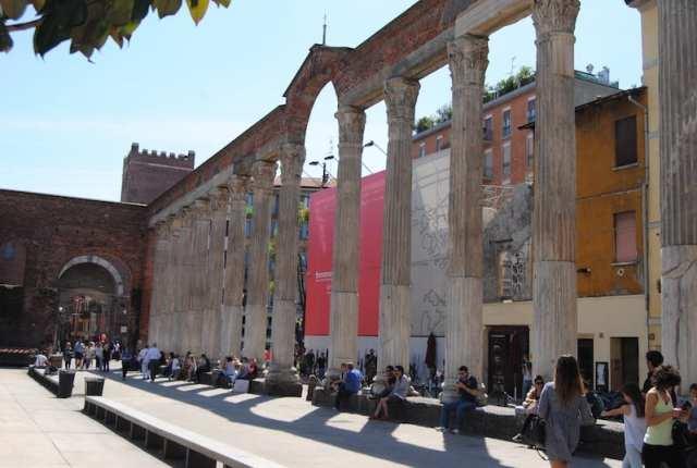 Colonne di San Lorenzo - Milano