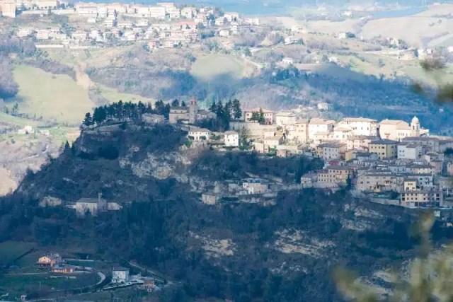 Marche - Smerillo