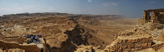Masada (foto Dan Huntley)