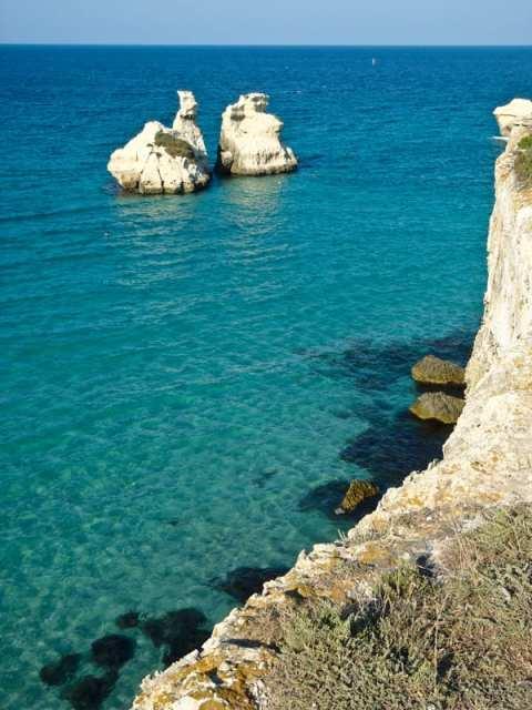 Due Sorelle - Torre dell'Orso, Lecce, Puglia