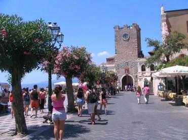 Taormina, Sicilia
