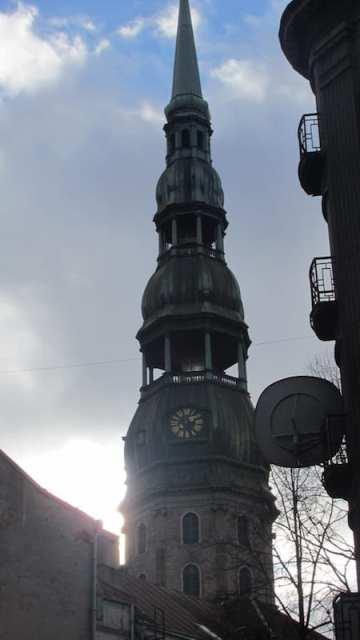 Riga, Lettonia