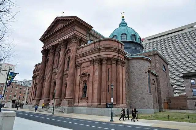 Basilica dei Santi Pietro e Paolo - Filadelfia, USA