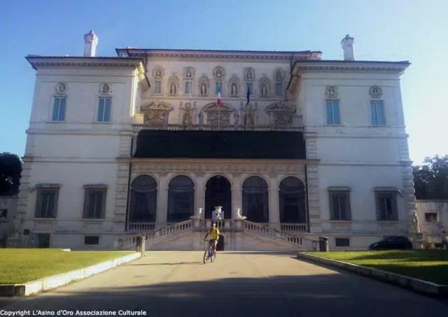 Galleria Borghese - Roma, Italia