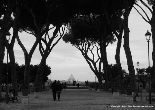 Giardino degli Aranci - Roma, Italia
