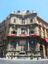 Quattro Canti - Palermo, Sicilia