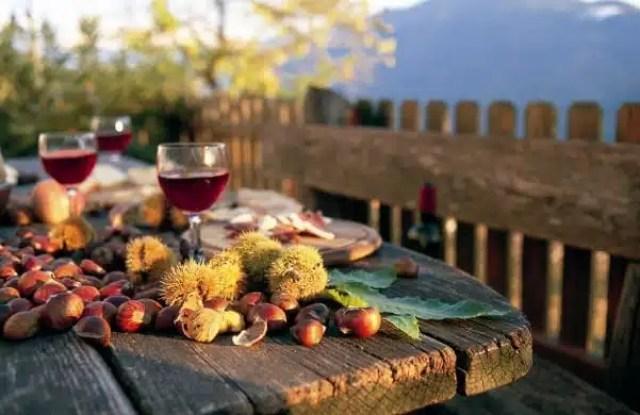 Merano e l'arte del Törggelen - Alto Adige/Sudtirol