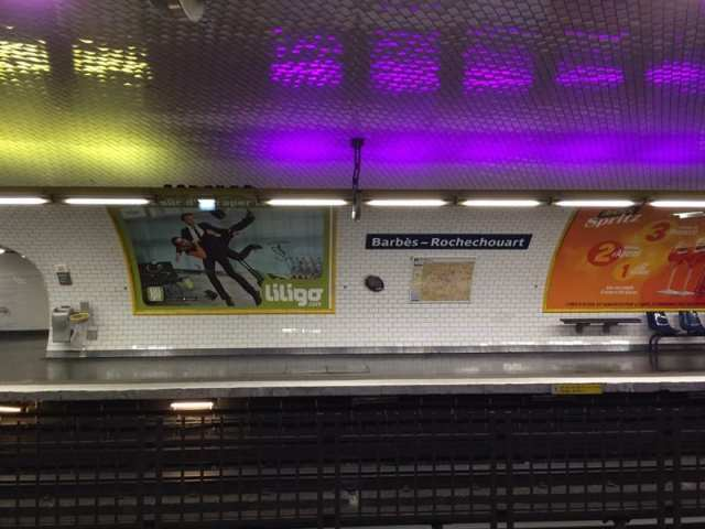 Metropolitana - Parigi