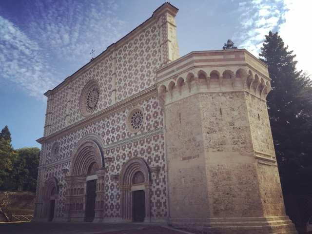 Basilica di Collemaggio - L'Aquila, Abruzzo