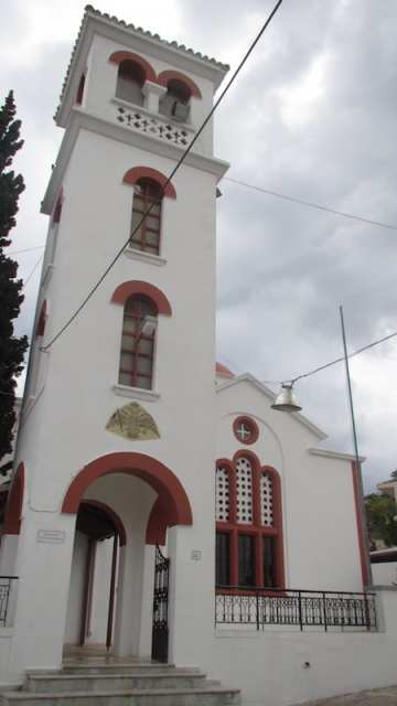 Theologos, Rodi, Grecia