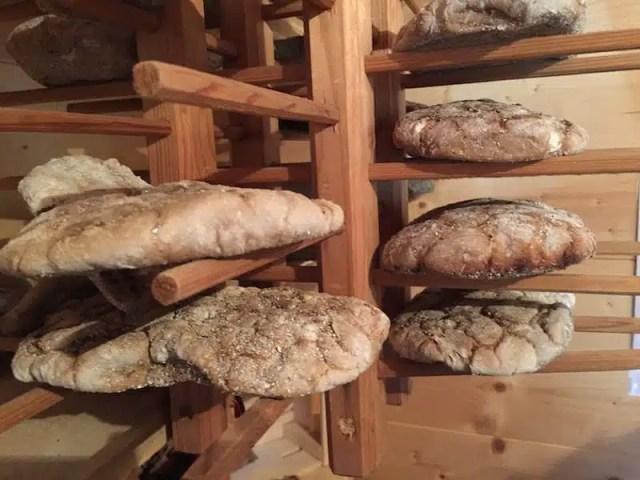 Pane di segale - cucina dell'Alto Adige