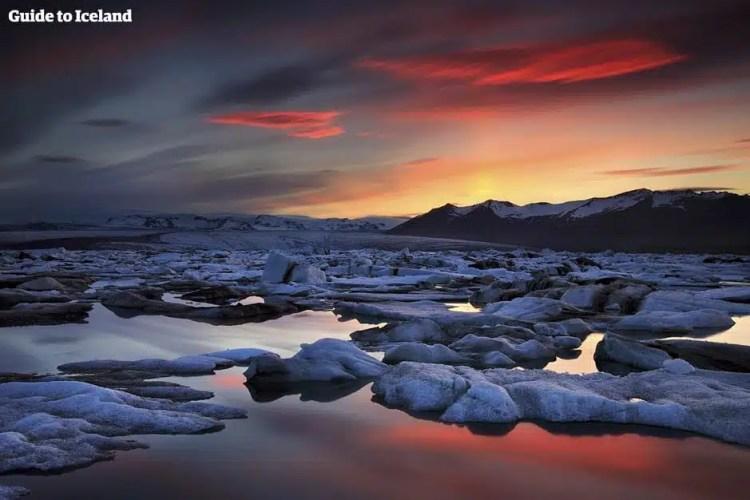 Islanda - Jökulsárlón
