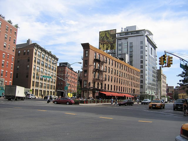 Meatpacking District, New York City, USA