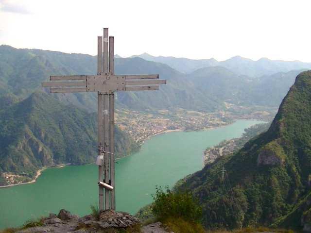 Monte Cenere - Lago d'Idro