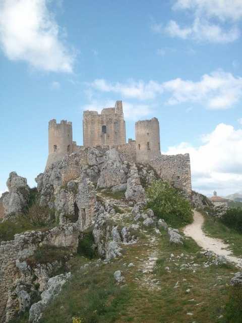 Rocca di Calascio - L'Aquila, Abruzzo