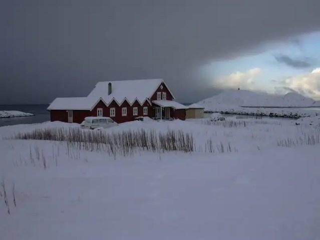 Sørvær, Sørøya, Norway