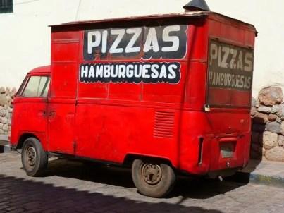 La pizza nel mondo