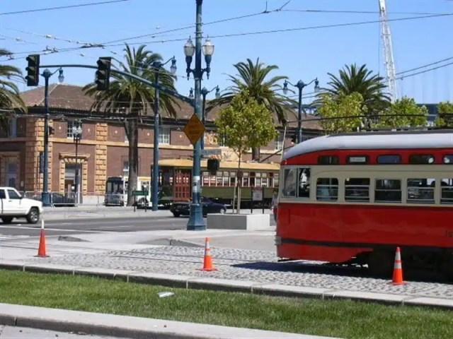 Market Place and Embarcadero - San Francisco, USA