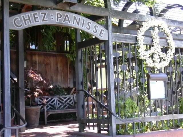 Chez Panisse - San Francisco, USA