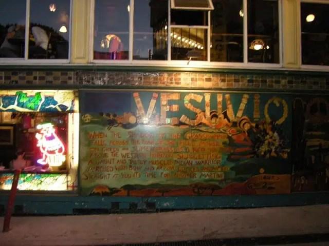 Caffé Vesuvio - San Francisco, USA